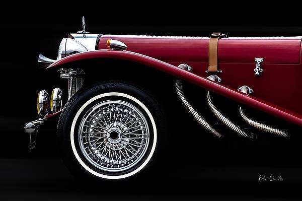Mercedes Benz Ssk  Print by Bob Orsillo