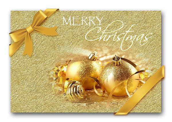 Blair Wainman - Merry Christmas Card