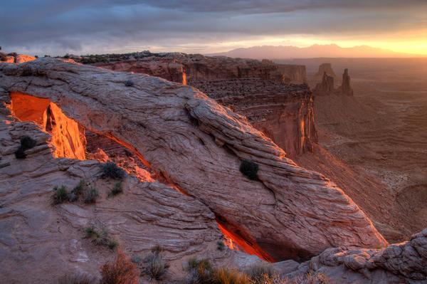 Mesa Arch Sunrise II Photograph