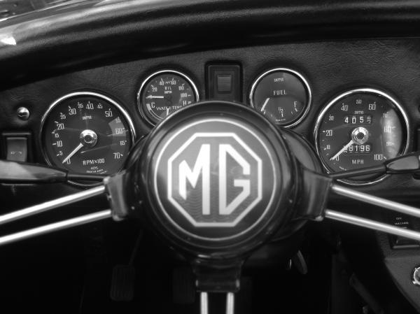 Mg Midget Dashboard 79