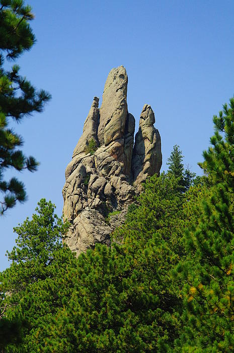 Jeff  Swan - Mica Rock In The Black Hills