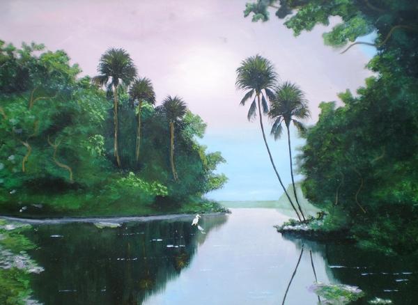Francis Roberts ll - Miday Or The River