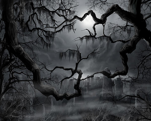 James Christopher Hill - Midnight in the Graveyard II