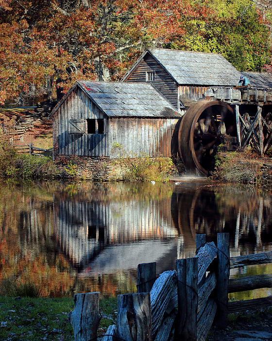 Lynn Whitt - Mill Work