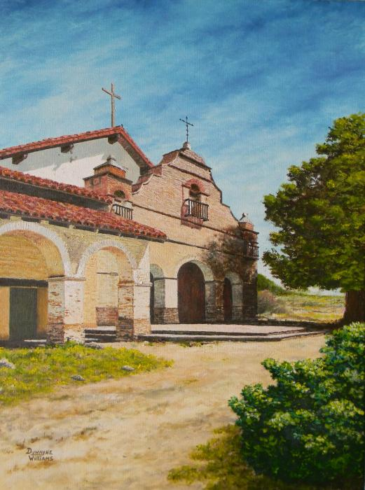 Duwayne Williams - Mission San Antonio
