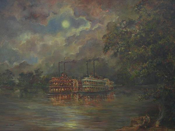 Mississippi Print by Tigran Ghulyan
