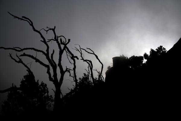 Misty Montserrat Photograph  - Misty Montserrat Fine Art Print