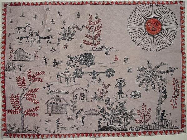 Shilpi Singh - Modern worli art
