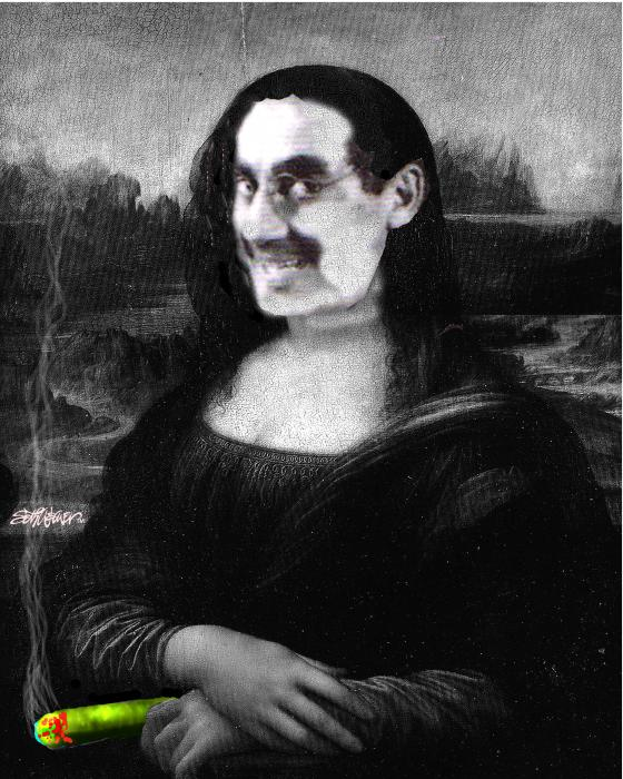 Mona Grouchironi Digital Art