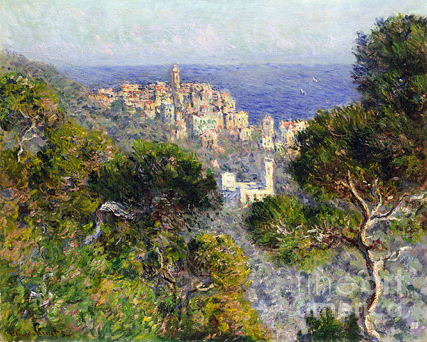Monet: Bordighera, 1884 Print by Granger