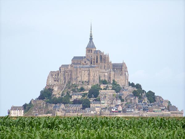 Thomas Leon - Mont Saint Michel