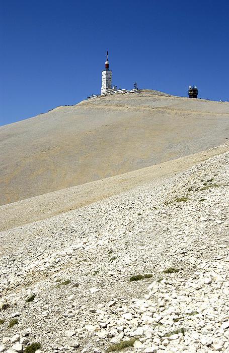 Mont Ventoux.provence Print by Bernard Jaubert