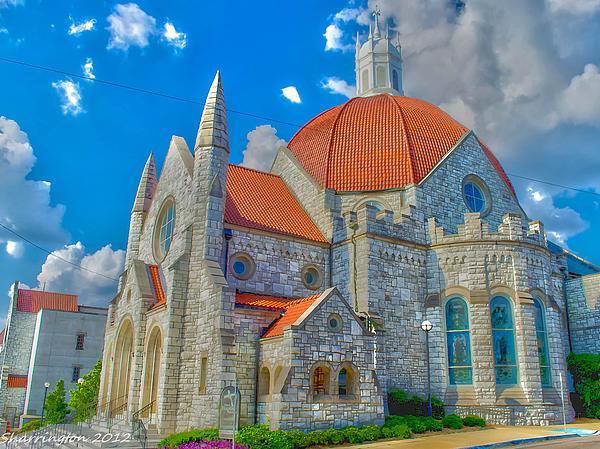 Shannon Harrington - Montgomery Baptist Church HDR