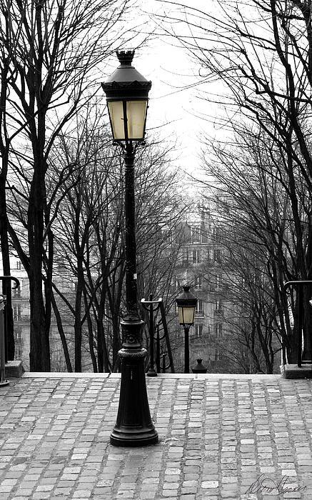 Diana Haronis - Montmartre