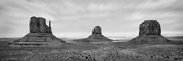 Monument Valley Print by Mike McGlothlen