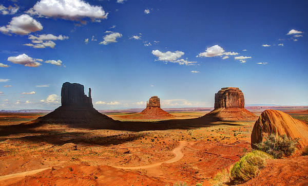 Saija  Lehtonen - Monument Valley