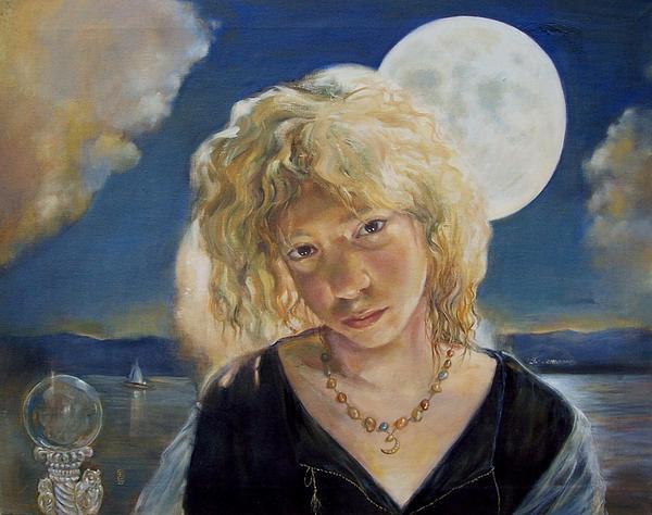 Belita William - Moon Maiden