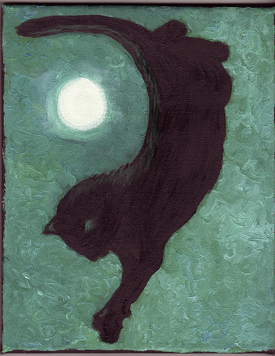 Denise Warren - Mooncat