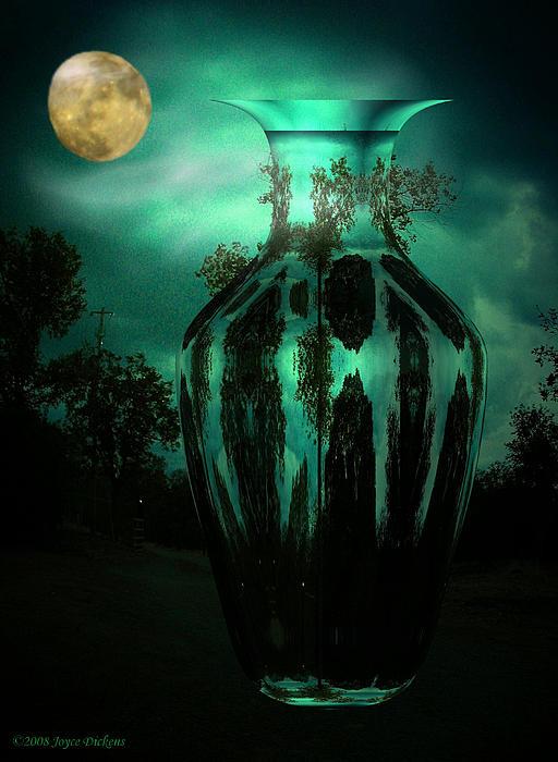 Moonglow Print by Joyce Dickens