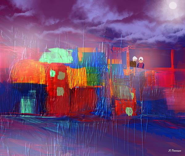 Andrew Penman - Moonlight Storm