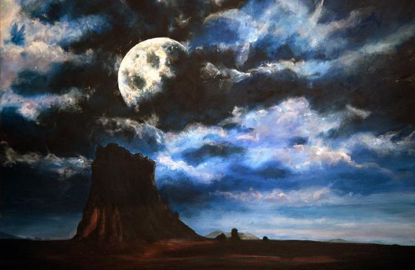 Amy Williams - Moonrise III
