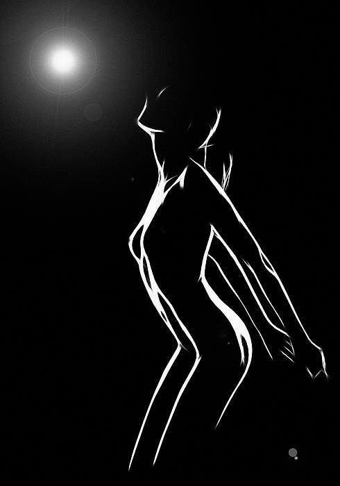Moonstruck Print by Stefan Kuhn