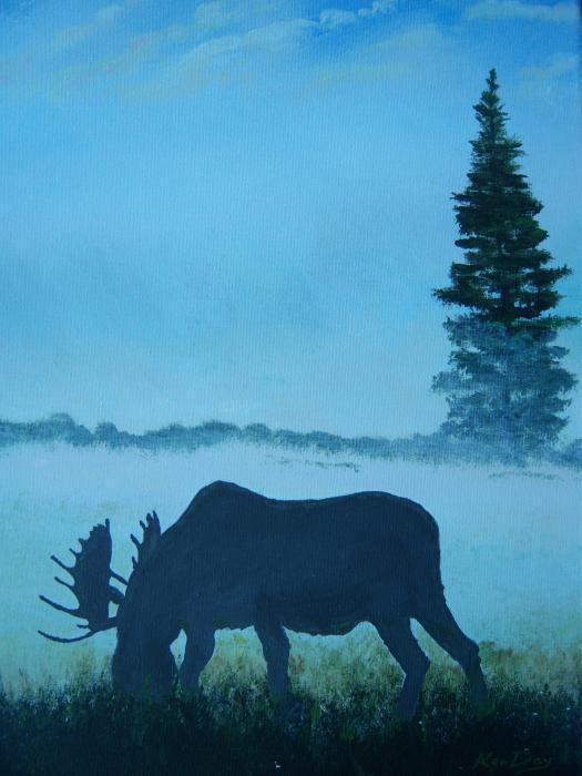 Ken Day - Moose