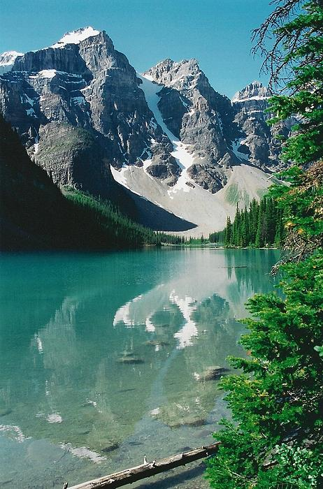 Shirley Sirois - Moraine Lake 3