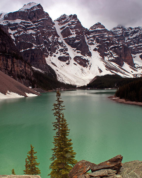 David Frankel - Moraine Lake