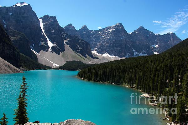 Fred Emms - Moraine Lake
