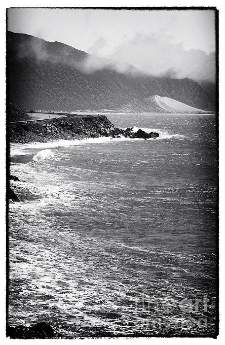 Morning Along The Coast Print by John Rizzuto