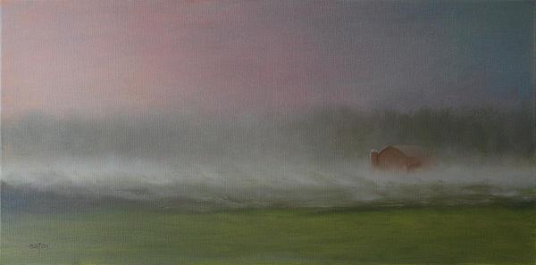 Kathleen Eaton - Morning Fog