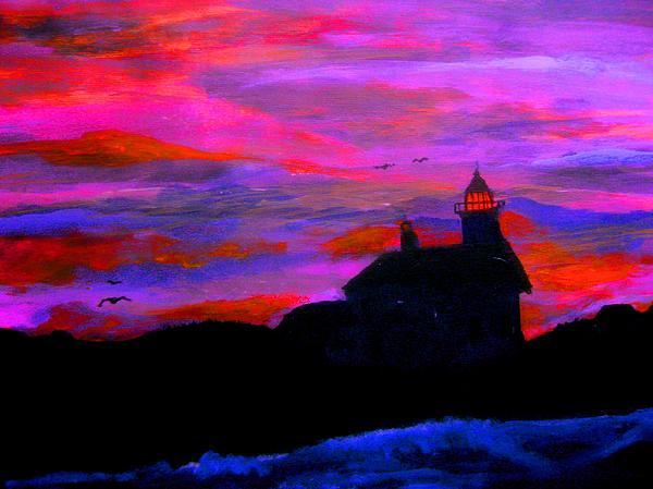 Allen n Lehman - Morning Lighthouse
