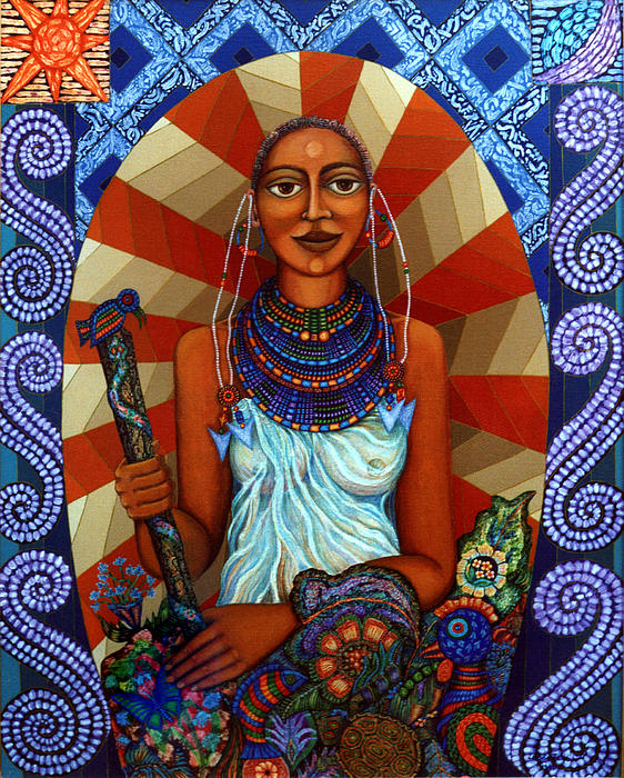 Madalena Lobao-Tello - Mother Earth