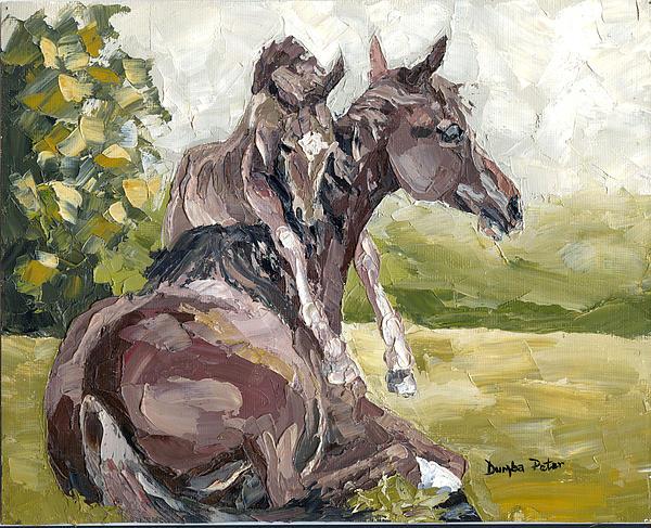 Dumba Peter - Mother Horse