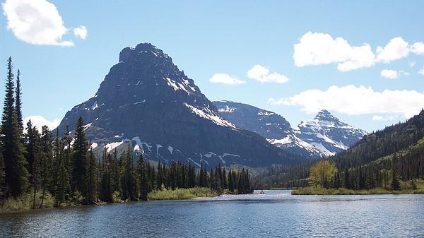 Mary Wilson - Mountain Lake