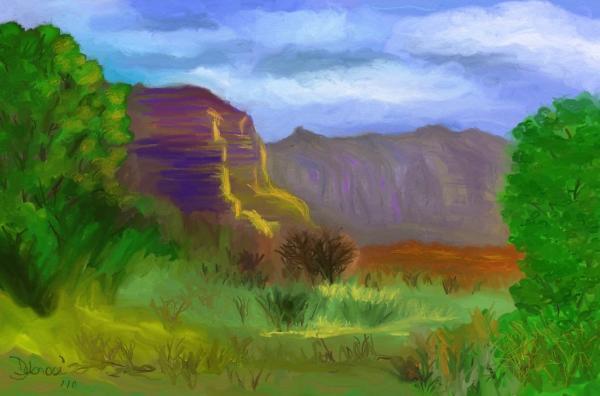 Debrosi   - Mountain Range
