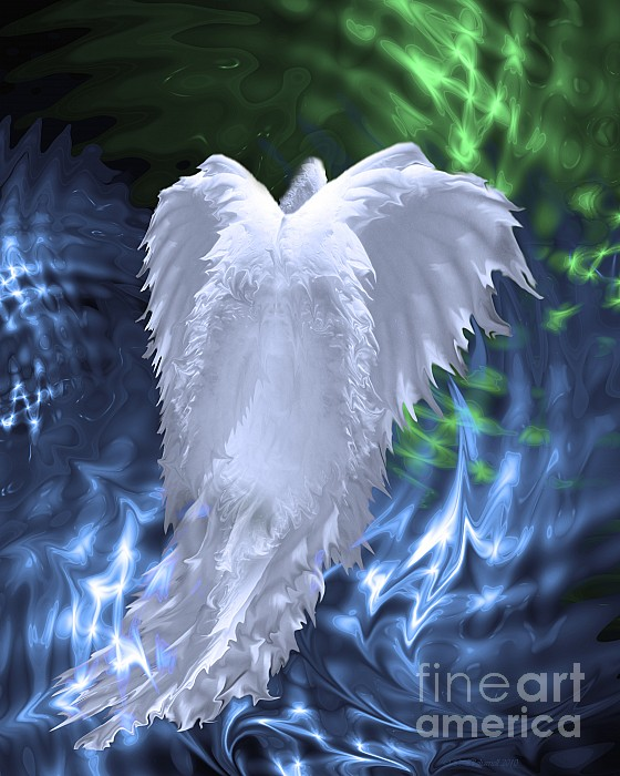 Moving Heaven And Earth Print by Cathy  Beharriell