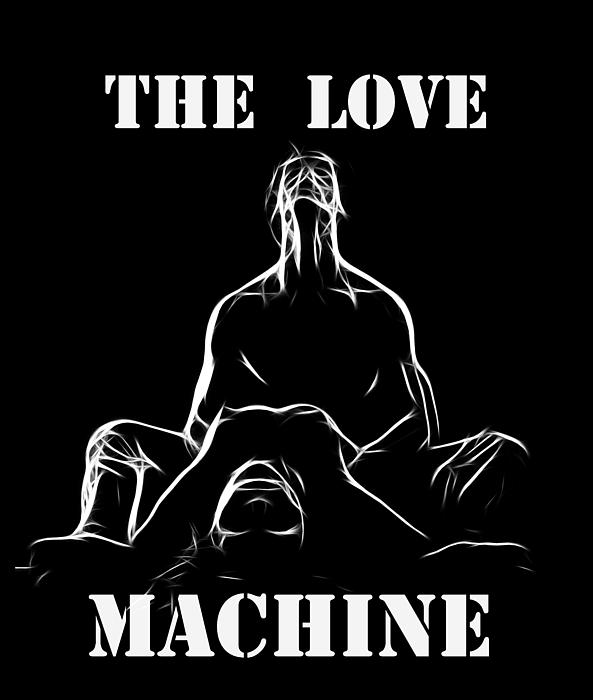 Mr Lover Lover Print by Stefan Kuhn