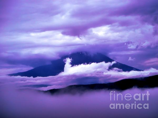 Mt Fuji Photograph