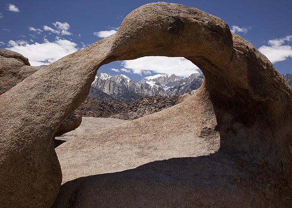 John Gregg - Mt Whitney from the Alabama Hills