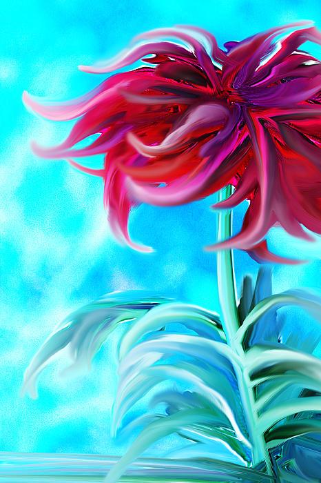 Multicolors Print by Paul St George