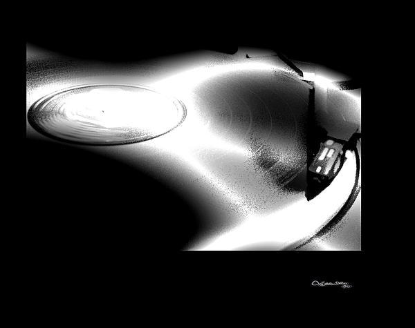 Music That Touched My Soul Print by Xoanxo Cespon