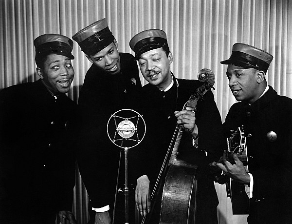 Music: The Ink Spots Print by Granger