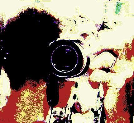 My Camera Digital Art