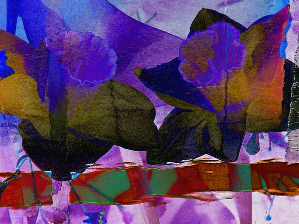 Lenore Senior - My Daffodils