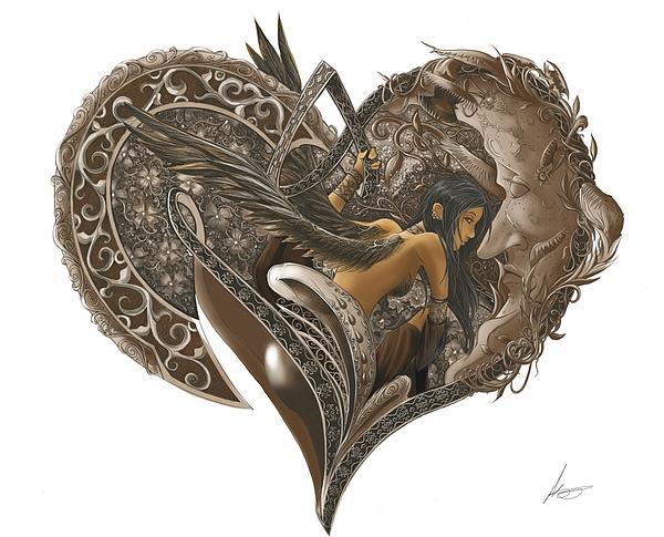 Antoine Ridley - My Heart