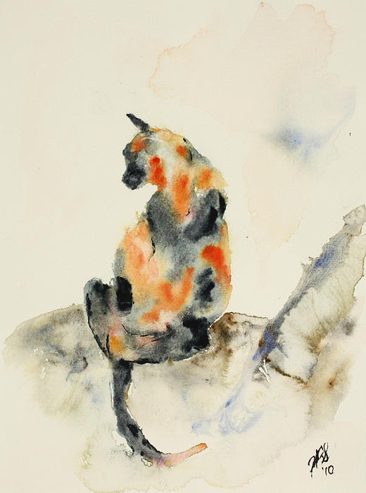 Joyce Ann Burton-Sousa - My Perch