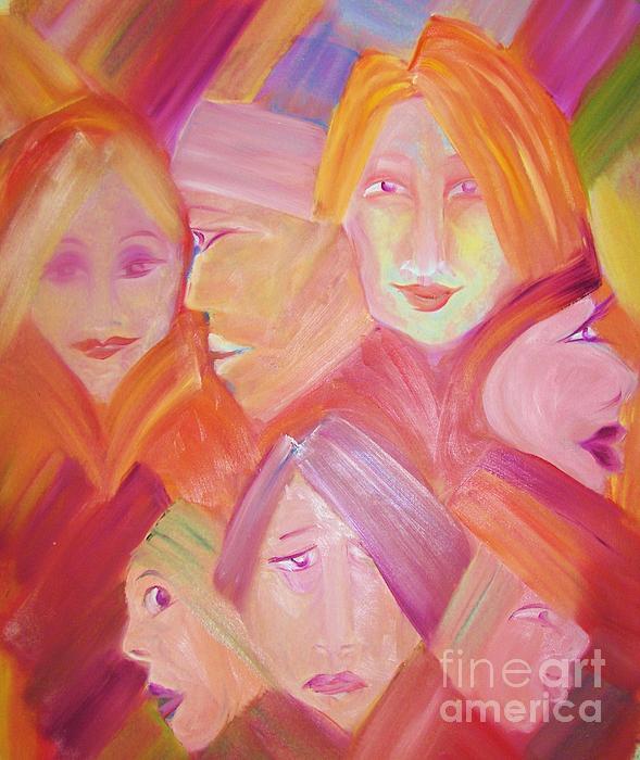 Rachel Carmichael - My seven selves