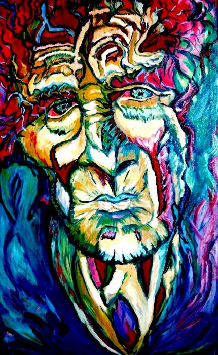 Daniela Isache - Mysterious Old Man